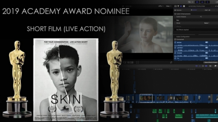 Short Movie Edited with Final Cut Pro X Gets Nominated for Best Live Action Short Film at the 2019 Academy Awards